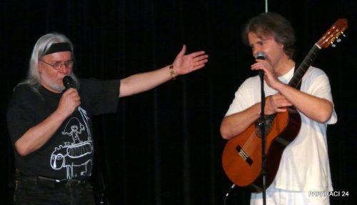 Cimbura a Martin Rous, foto Rejka Balcarová