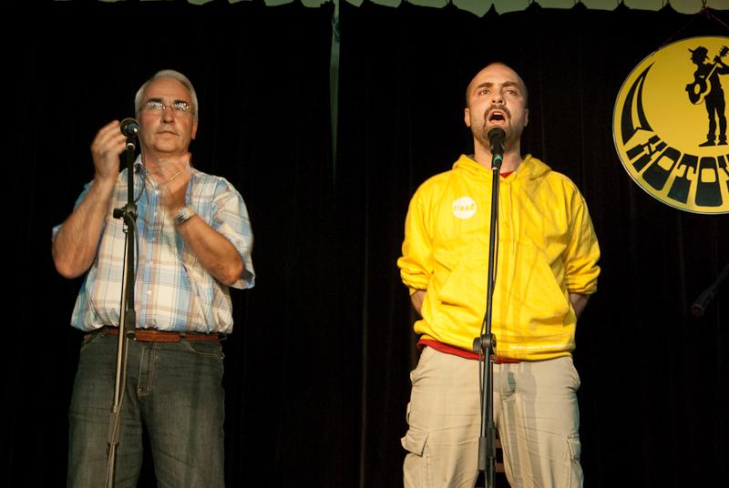 Třetí semifinále VII. ročníku Notování 6. 5. 2010