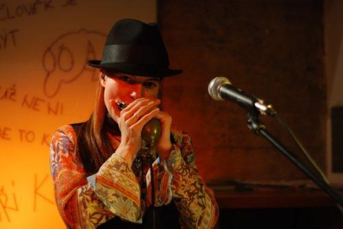 Simona Löwy, foto z jejího facebooku