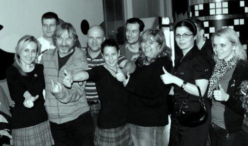 Alison a přátelé, foto Jirka Paparaci Šámal