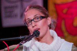 Eliška Walsh Ptáčková ve 4. základním kole XII. ročníku Notování -