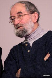 Jiří Max Rohan**), nejstarší divák tohoto kola, foto Jirka Paparaci Šámal