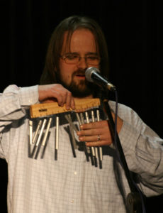 Kapelník skupiny X-tet, foto Míša Bechyňová